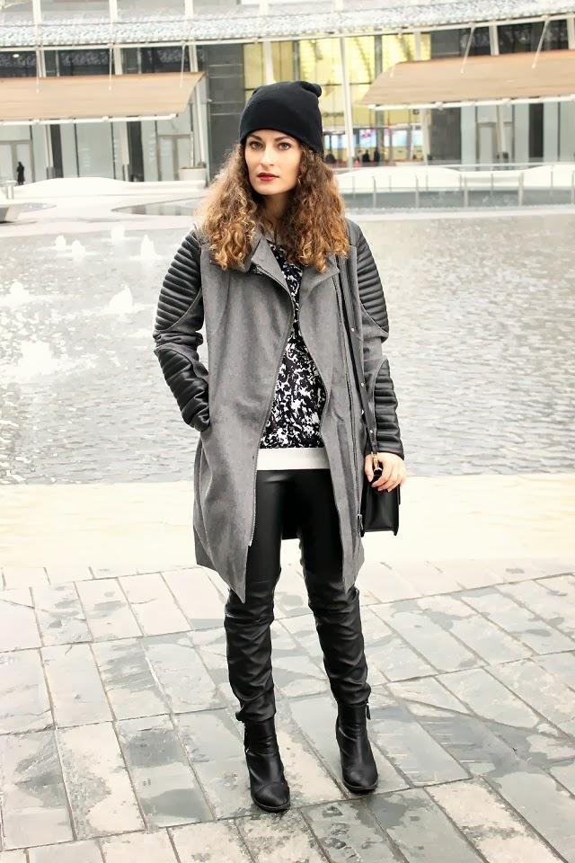 best sneakers c2edb f4c5f Milan Fashion Week: Kristina Ti